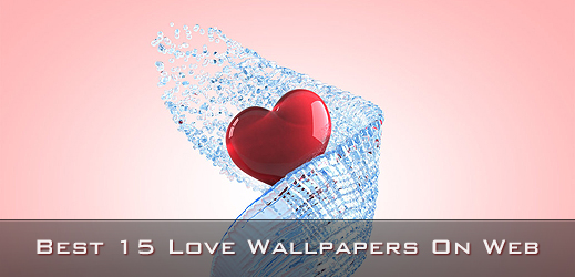 15 Love Wallpapers On Web