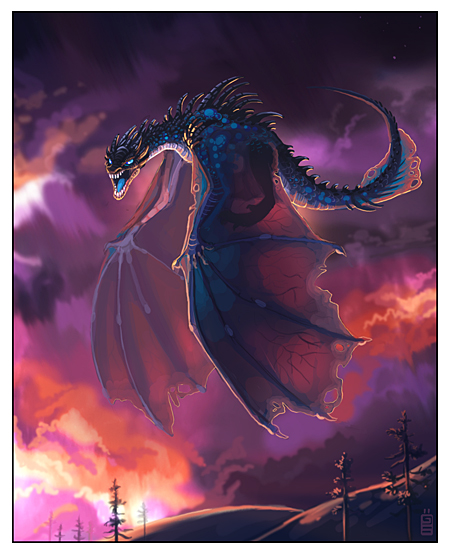 Thunder-Wyvern-by-griffsnuff-450