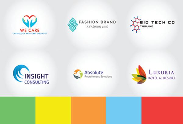 1-sylish-logo-set