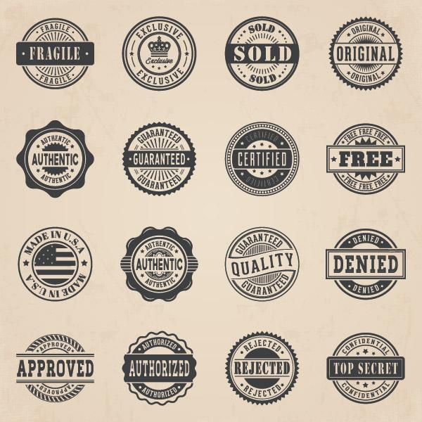 3-vector-badges