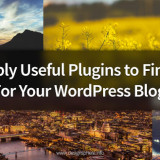 Wordpress Plugins for Images