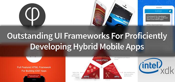 UI Frameworks