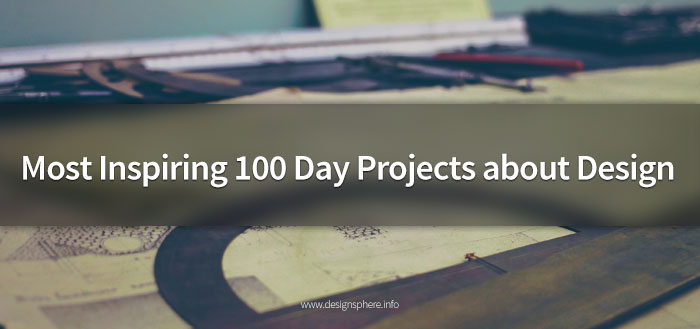Most Inspiring 100 Day Projects