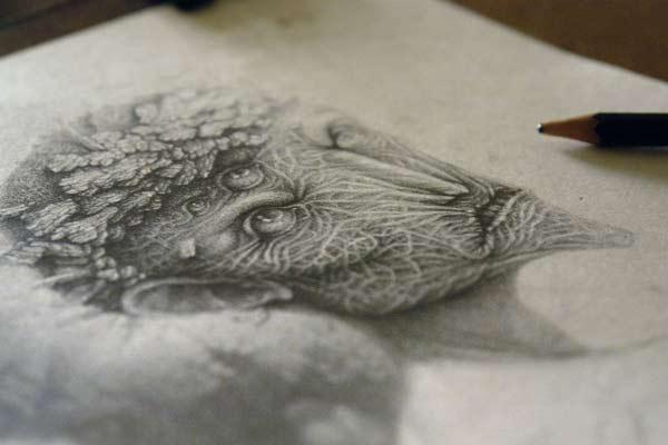 Sketch by Gloom82
