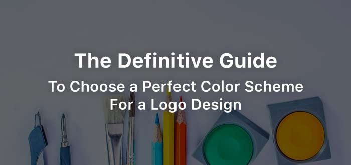 The Definitive Guide To Choose a Perfect Color Scheme For a Logo Design