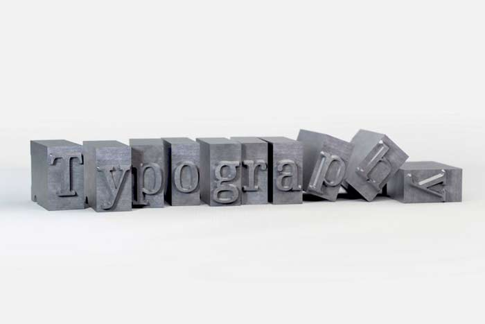 Structured Typography