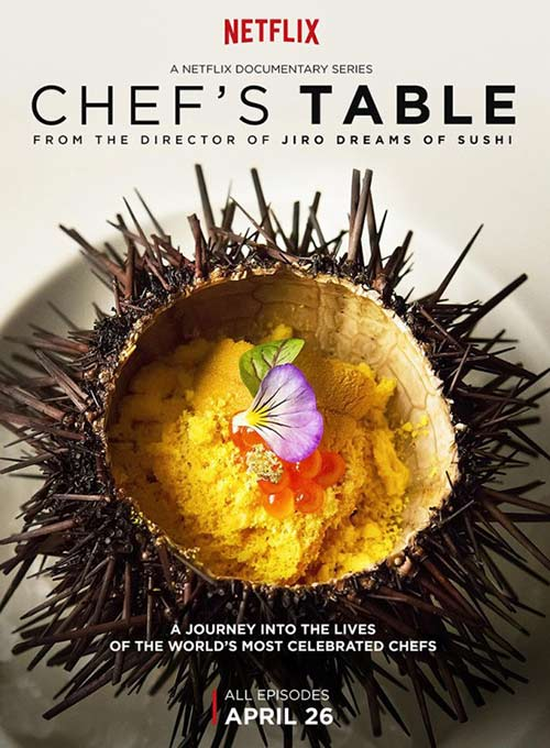 Chef's Table Poster