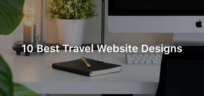 10 Best Travel Website Designs